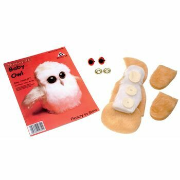 Minicraft Baby Owl Mini Toy Kit