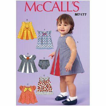 McCalls Pattern M7177
