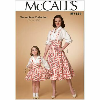 McCalls pattern M7184