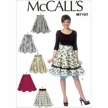 McCalls pattern M7197