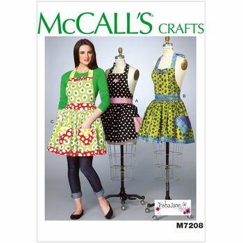 McCalls pattern M7208