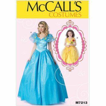 McCalls pattern M7213
