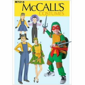 McCalls pattern M7214