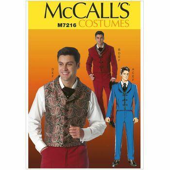 McCalls pattern M7216