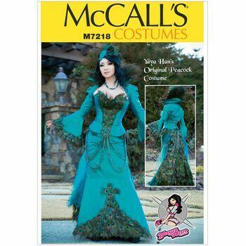 McCalls pattern M7218