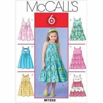 McCalls pattern M7222
