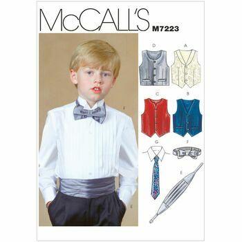 McCalls pattern M7223