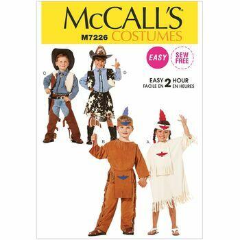 McCalls pattern M7226