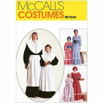 McCalls pattern M7230