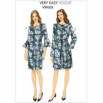 Vogue pattern V9123