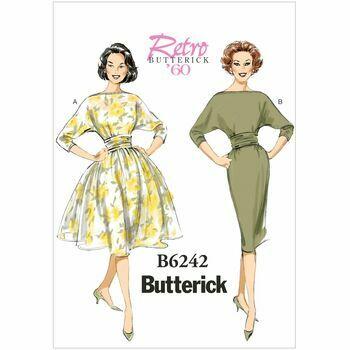 Butterick Pattern B6242
