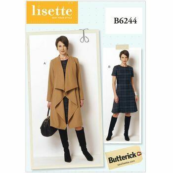 Butterick Pattern B6244