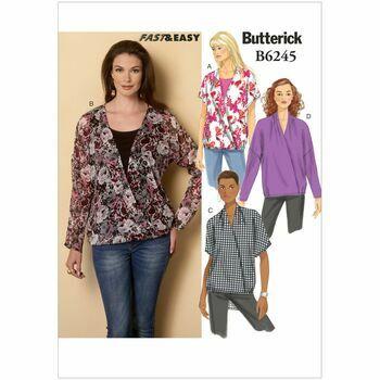Butterick Pattern B6245