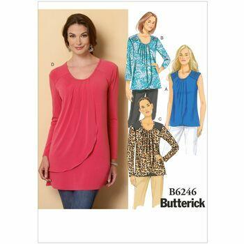 Butterick Pattern B6246