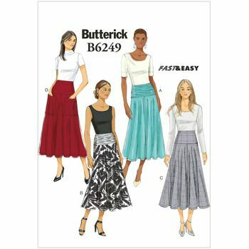 Butterick Pattern B6249