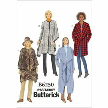 Butterick Pattern B6250
