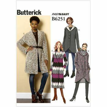 Butterick Pattern B6251