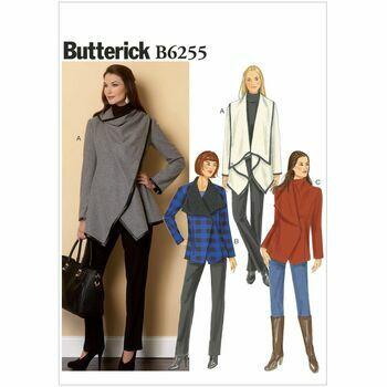 Butterick Pattern B6255