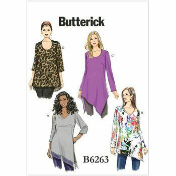 Butterick Pattern B6263
