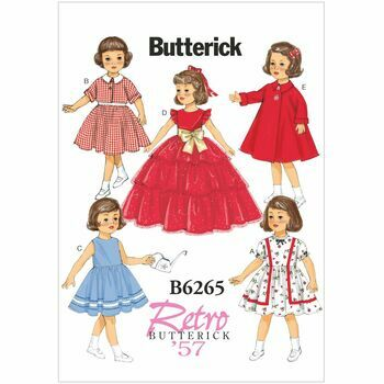 Butterick Pattern B6265