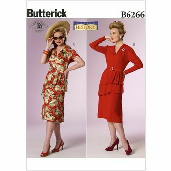 Butterick Pattern B6266