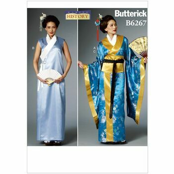 Butterick Pattern B6267