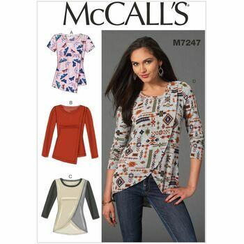 McCalls Pattern M7247
