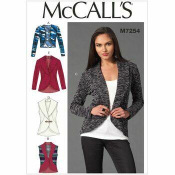 McCalls Pattern M7254
