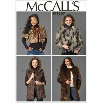 McCalls Pattern M7257