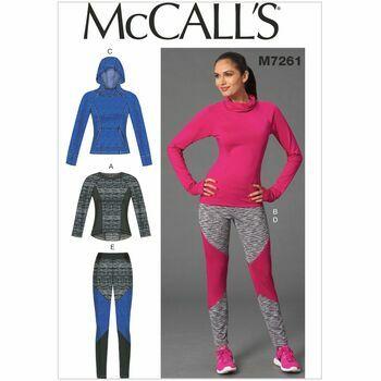 McCalls Pattern M7261