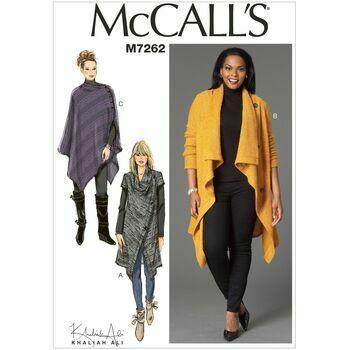 McCalls Pattern M7262
