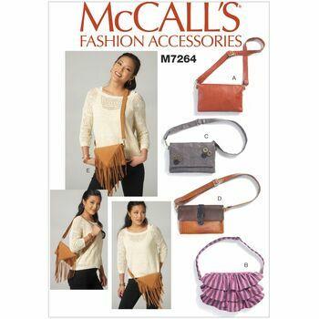 McCalls Pattern M7264