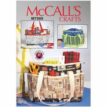 McCalls Pattern M7265