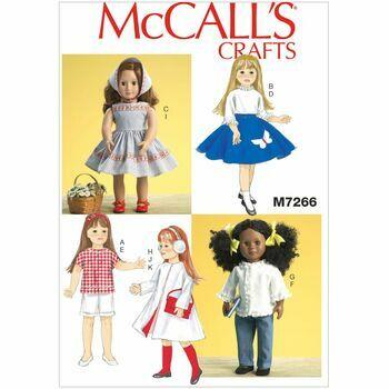 McCalls Pattern M7266