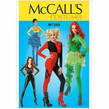 McCalls Pattern M7269
