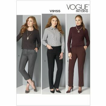 Vogue Pattern V9155