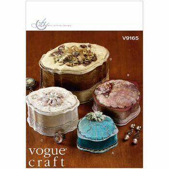 Vogue Pattern V9165