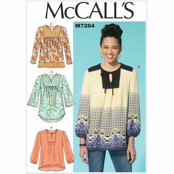 McCalls pattern M7284