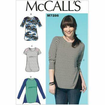 McCalls pattern M7286