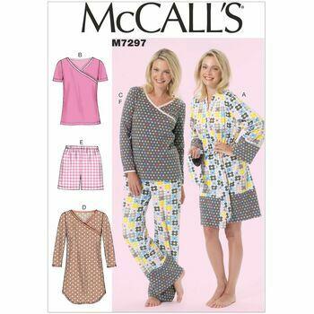 McCalls pattern M7297