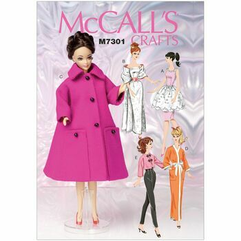 McCalls pattern M7301