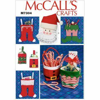 McCalls pattern M7304