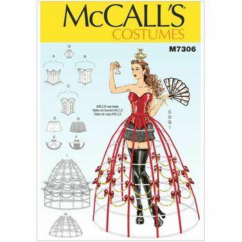 McCalls pattern M7306