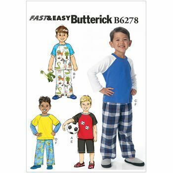 Butterick pattern B6278