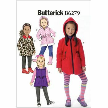 Butterick pattern B6279