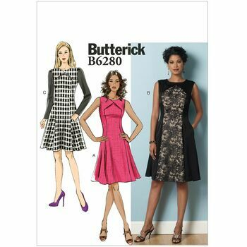 Butterick pattern B6280