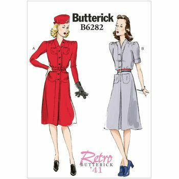 Butterick pattern B6282