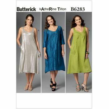 Butterick pattern B6283