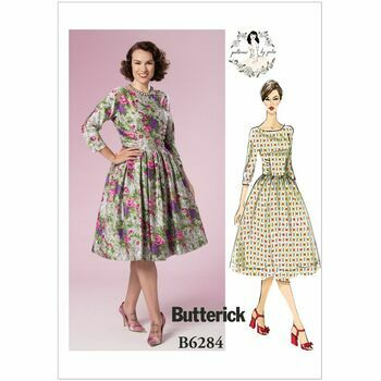 Butterick pattern B6284