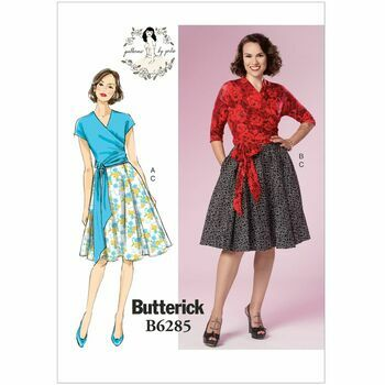 Butterick pattern B6285